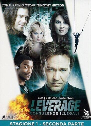 Leverage - Stagione 01 Volume 02 (2 DVD)