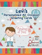 Levi s Personalized All Occasion Greeting Cards