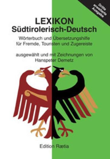 Lexikon Sudtirolerisch-Deutsch - Hanspeter Demetz pdf epub
