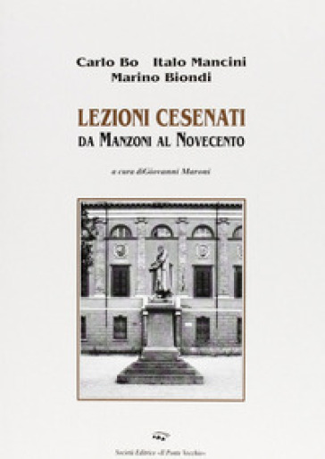 Lezioni cesenati - Marino Biondi   Kritjur.org