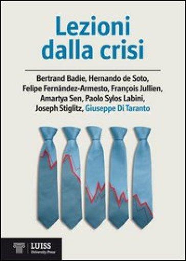 Lezioni dalla crisi