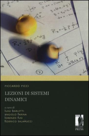 Lezioni di sistemi dinamici - Riccardo Ricci |