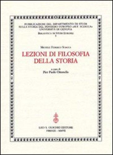 Lezioni di filosofia della storia - P. P. Ottonello |