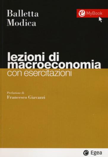 Lezioni di macroeconomia. Con esercitazioni - Luigi Balletta | Thecosgala.com