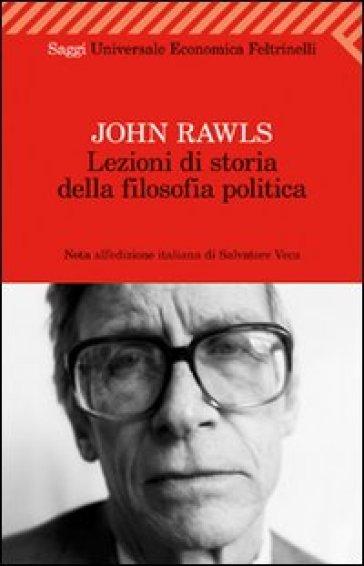 Lezioni di storia della filosofia politica - John Rawls | Jonathanterrington.com