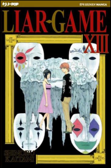 Liar Game. 13. - Shinobu Kaitani | Ericsfund.org
