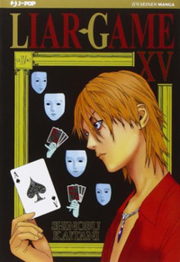 Liar Game. 15. - Shinobu Kaitani | Rochesterscifianimecon.com