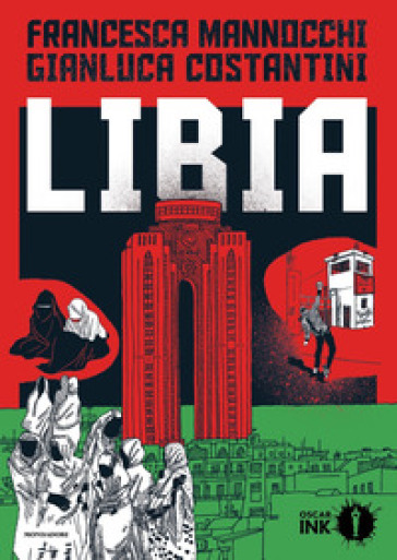 Libia - Gianluca Costantini | Thecosgala.com