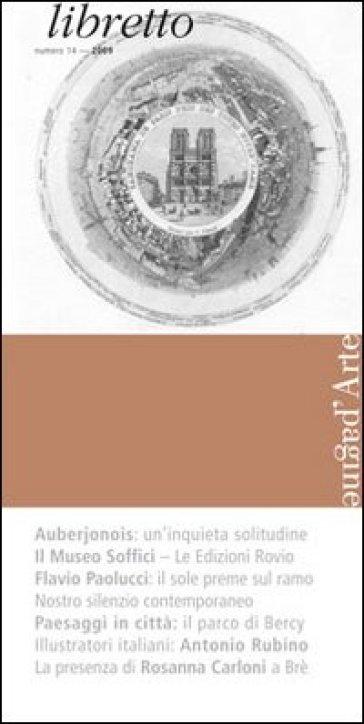 Libretto di Pagine d'Arte. 14. - M. Bianchi | Ericsfund.org