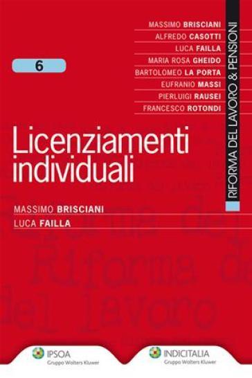 Licenziamenti individuali - Massimo Brisciani | Rochesterscifianimecon.com