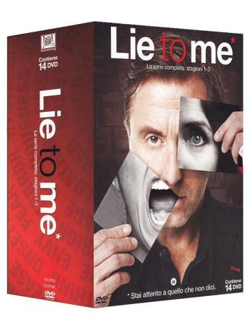 Lie to me (14 DVD)(serie completa)