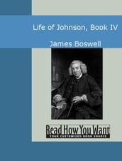 Life Of Johnson Book IV