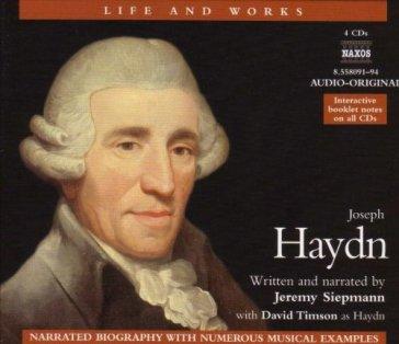 life and works of joseph franz hayd Franz joseph haydn franz joseph haydn (/ d o z f ha d n/ early life joseph haydn was born in rohrau, austria several of the operas were haydn's own work (see list of operas by joseph haydn.