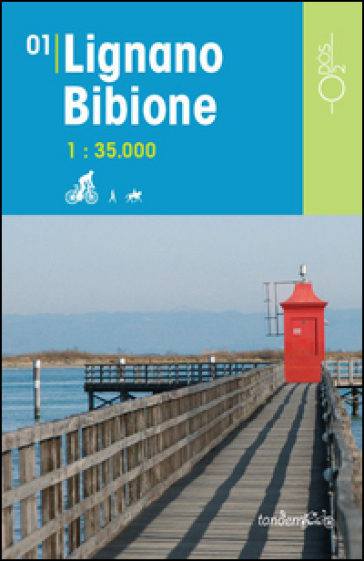 Lignano, Bibione 1:35.000 - Chiara Gaetani | Jonathanterrington.com