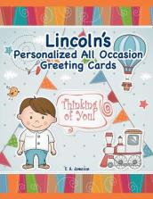Lincoln s Personalized All Occasion Greeting Cards