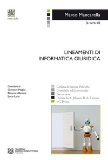 Lineamenti di informatica giuridica - M. Mancarella   Thecosgala.com