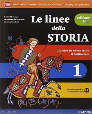 Linee della storia. Ediz. light. Per la Scuola media. Con e-book. Con espansione online. 1.