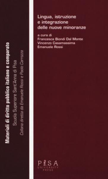 Lingua istruzione e integrazione delle nuove minoranze - F. Biondi Dal Monte | Ericsfund.org