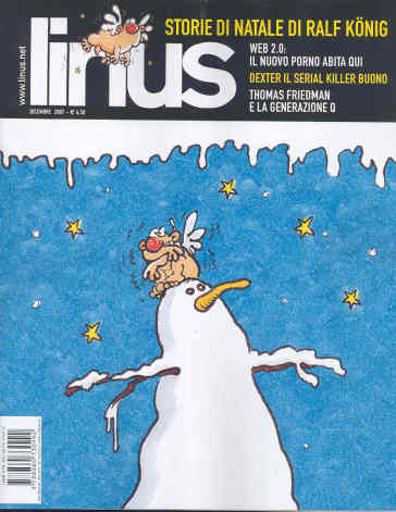 Linus (2007). Vol. 12