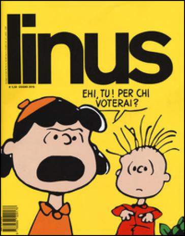 Linus (2016). 6.