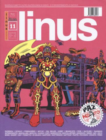 Linus (2018). 11.