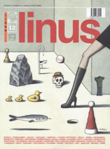 Linus (2018). 12.