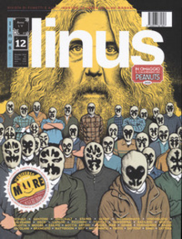 Linus (2019). Con Calendario. 12.