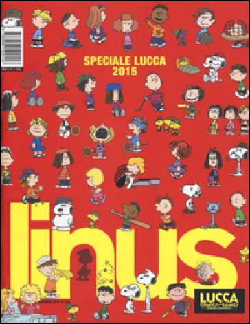 Linus. Speciale Lucca 2015. 11.