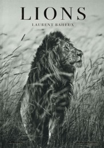 Lions. Ediz. francese, inglese e tedesca - Laurent Baheux |