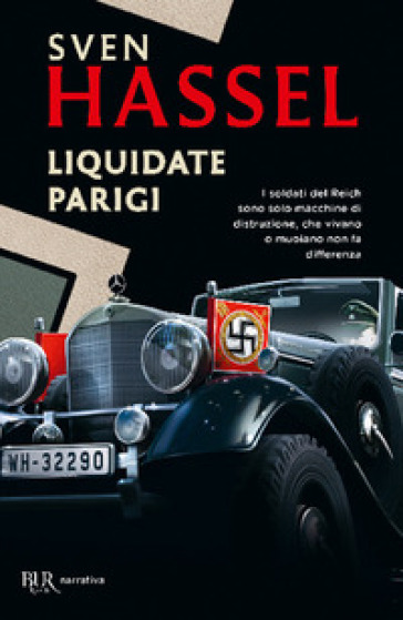 Liquidate Parigi - Sven Hassel | Jonathanterrington.com