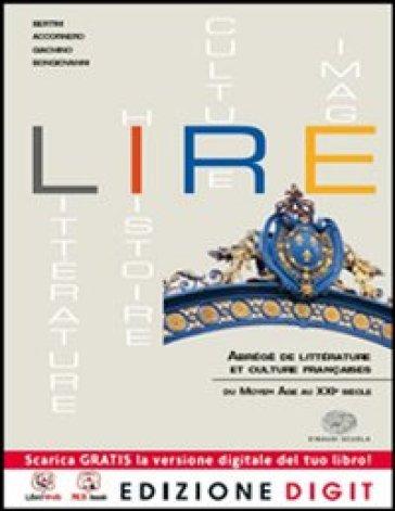 Lire. Vol. unico. Per le Scuole superiori. Ediz. ridotta. Con espansione online - M. Bertini |