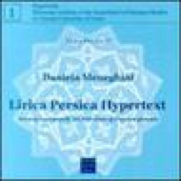 Lirica persica hypertext. CD-ROM - Daniela Meneghini Correale |