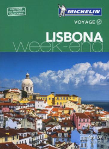 Lisbona week-end. Con Carta geografica - A. Pinheiro Soares |