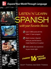 Listen  n  Learn Spanish with Your Favorite Movies