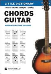 Little dictionary. Chords guitar