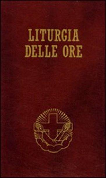 Liturgia Matrimonio Rito Romano : Liturgia delle ore secondo il rito romano e calendario