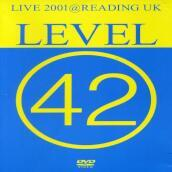 Live 2001 at reading uk