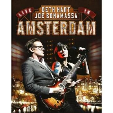 Live in amsterdam-dvd