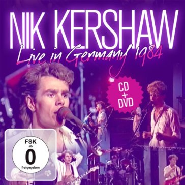 Live in.. -cd+dvd-