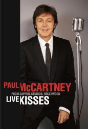 Live kisses-dvd