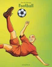 Livre de Coloriage Football 1