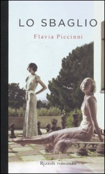 Lo sbaglio - Flavia Piccinni  