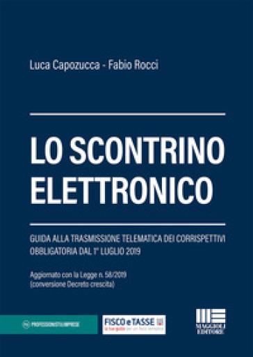 Lo scontrino elettronico - Luca Capozucca  