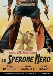 Lo sperone nero (DVD)