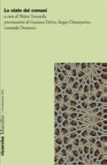 Lo stato dei comuni - W. Tortorella pdf epub