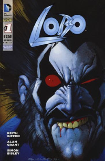 Lobo. 1. - Keith Giffen | Jonathanterrington.com