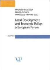 Local Development and Economic Policy: a European Forum
