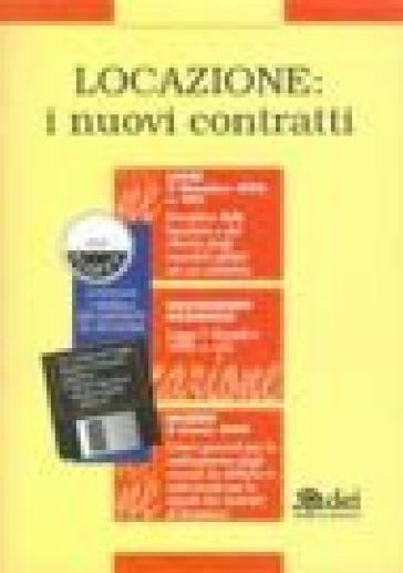 Locazione: i nuovi contratti. Con floppy disk