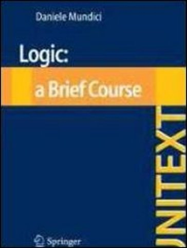 Logic. A brief course
