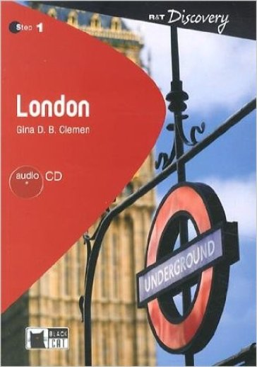 London. Con CD-ROM - Gina D. B. Clemen  